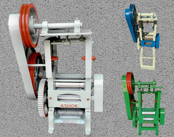 Ashok Sugar Cane Crusher Machine